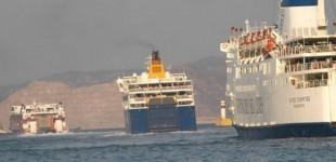 Μειωμένη 15,8% η επιβατική κίνηση στα λιμάνια