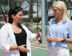 Παραδόθηκαν στη Διοίκηση του ΣΕΦ τα νέα γήπεδα τένις
