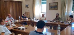 Ο Νίκος Μανεσιώτης συναντήθηκε με τον νέο καλλιτεχνικό Διευθυντή του Δημοτικού Θεάτρου Πειραιά