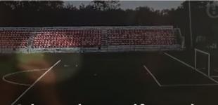 Κεραυνός χτυπάει 16χρονο τερματοφύλακα ενώ κάνει προπόνηση – Δείτε το βίντεο