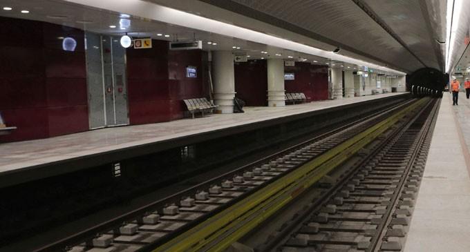 Στις 6 Ιουλίου εγκαινιάζεται η επέκταση του Μετρό μέχρι τη Νίκαια