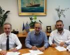 Υπογραφή σύμβασης παραχώρησης για το υδατοδρόμιο Πάτρας