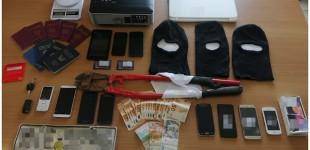 Μεγάλη επιχείρηση της αστυνομίας στη Στερεά Ελλάδα – Συλλήψεις για κλοπές ΑΤΜ και χρηματοκιβωτίων