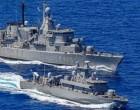 Σε ετοιμότητα οι Ένοπλες Δυνάμεις -19 τουρκικά πολεμικά πλοία στο Αιγαίο