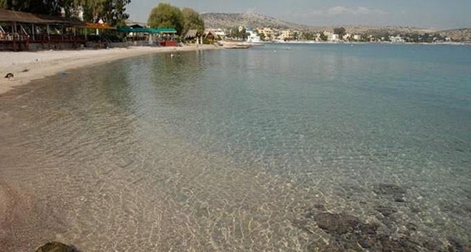 Καταλληλότητα θαλασσινού νερού στις ακτές του Δήμου Σαλαμίνας