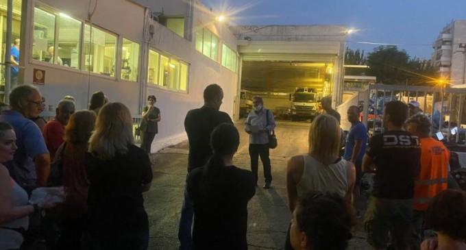 Ενημέρωση των εργαζομένων στην καθαριότητα για το ΚΕΠ Υγείας Νέας Σμύρνης