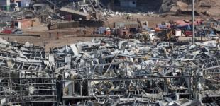 Έκρηξη στη Βηρυτό: Πέντε οι Έλληνες τραυματίες, οι δύο σε σοβαρή κατάσταση