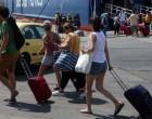 Αυξημένη η κίνηση στο λιμάνι του Πειραιά!
