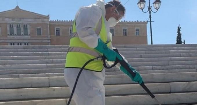 Κορωνοϊός: Τα μέτρα και οι παρεμβάσεις του Δήμου Αθηναίων
