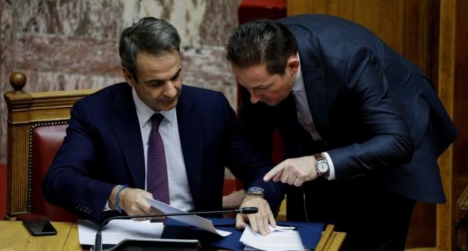 Ανασχηματισμός: Τα 5+1 υπουργεία που αλλάζει ο Μητσοτάκης – Τα νέα πρόσωπα