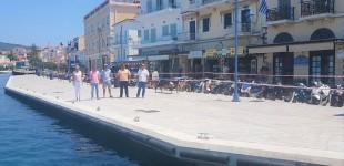 Κάτοικοι & επισκέπτες των νησιών του Αργοσαρωνικού έλαβαν sms «προειδοποίησης» -Τι λέει ο Δήμαρχος Πόρου για τα κρούσματα