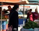 Κορωνοϊός: 184 παραβάσεις σε ελέγχους στις λαϊκές αγορές της Αττικής