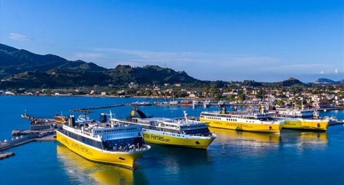 Δεμένα τα πλοία για τα δρομολόγια σε Κεφαλονιά και Ιθάκη