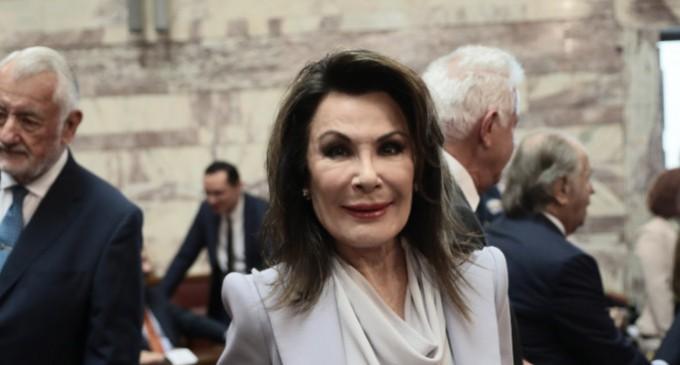 Στην Κέρκυρα σήμερα η Γιάννα Αγγελοπούλου-Δασκαλάκη