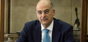 Ν. Δένδιας: Αν οι κυρώσεις της ΕΕ θα εφαρμοσθούν, εξαρτάται από τη συμπεριφορά της Τουρκίας