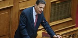 Θ. Σκυλακάκης: Η αξιοποίηση του Ταμείου Ανάκαμψης πολλαπλάσια δύσκολο από τους Ολυμπιακούς της Αθήνας