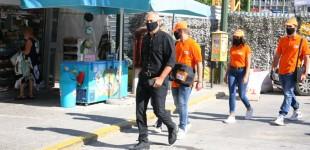 Ομάδες ενημέρωσης του Δήμου Πειραιά για την προστασία κατά του Covid-19