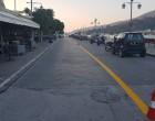 Παρατείνεται μέχρι τέλος Οκτωβρίου 2020 η πεζοδρόμηση της κεντρικής παραλιακής οδού του Πόρου