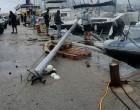 Στο επίκεντρο του «Ιανού» Κεφαλονιά, Ζάκυνθος και Ιθάκη – Βίντεο και φωτογραφίες με τις καταστροφές