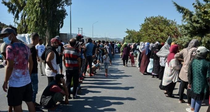 243 κρούσματα στον Καρά Τεπέ – Θα συμπεριληφθούν στη σημερινή ενημέρωση του ΕΟΔΥ