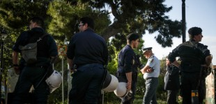 Κορωνοϊός: Το σχέδιο της ΕΛ.ΑΣ. για τον συνωστισμό σε πλατείες