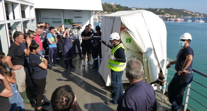 """""""Safety First"""" για τη Levante Ferries"""