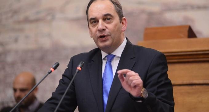 Γ.Πλακιωτάκης: Ενίσχυση των θαλάσσιων μεταφορών