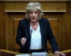 Σ. Αναγνωστοπούλου: Κυρία Μενδώνη, καιρός να αναλάβετε τις ευθύνες σας