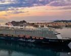 Κέρκυρα: Χωρίς προβλήματα η έλευση του κρουαζιερόπλοιου Mein Schiff 6
