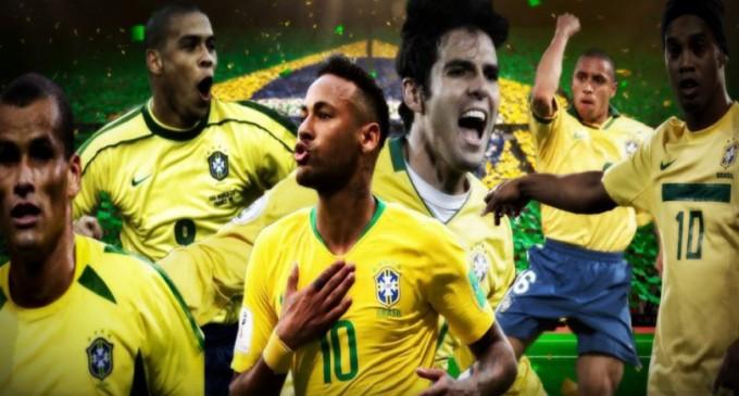 Θέμα : Η πρώτη και η τελευταία «κανονιά» των top scorers της Εθνικής Βραζιλίας