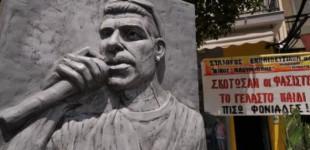 Σαν σήμερα 18 Σεπτεμβρίου, ο Παύλος Φύσσας πέφτει νεκρός από το μαχαίρι του χρυσαυγίτη Ρουπακιά