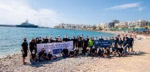 HELMEPA: Συγχαρητήρια στο Propeller Club Piraeus για την περιβαλλοντική του ευαισθησία