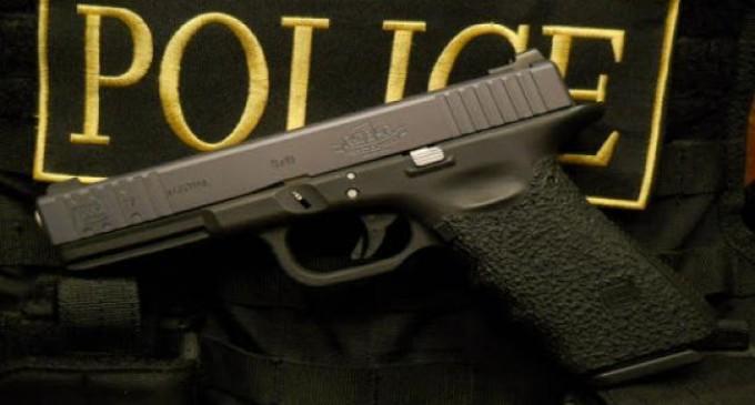 Έκλεψαν το υπηρεσιακό όπλο αστυνομικού