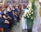 40ήμερο μνημόσυνο Όλγας Κυρίτση