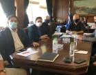 Συνάντηση Γ. Μώραλη με το Προεδρείο του ΕΣΠ