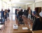 Ορκωμοσία νέων συνοριοφυλάκων της ΕΛ.ΑΣ.