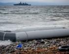 Δυτική Λέσβος: Βάρκα με πρόσφυγες και μετανάστες έφτασε στην ακτή