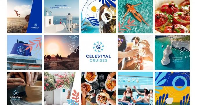 Ανανεωμένη εταιρική ταυτότητα για την Celestyal Cruises