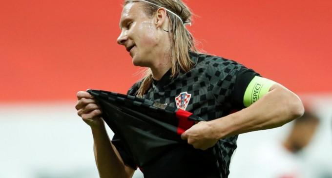Απίστευτο: Ο αρχηγός της Κροατίας, αντικαταστάθηκε στο ημίχρονο λόγω κορωνοϊού!