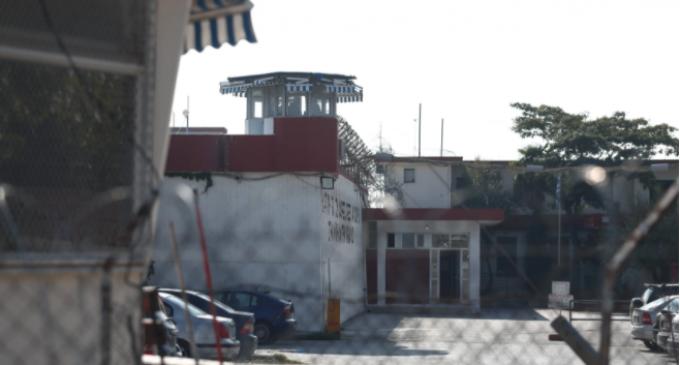 Αποσυμφόρηση των φυλακών λόγω Covid-19 προτείνουν οι εξωτερικοί φύλακες