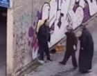Ιερέας στην Κοζάνη έριξε σφαλιάρα σε ηλικιωμένο (βίντεο)