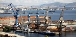 ΟΝΕΧ: Συνάντηση με το Σωματείο Εργαζομένων των Ναυπηγείων Ελευσίνας