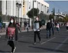 Επέτειος Πολυτεχνείου: Έσπασε την απαγόρευση το ΚΚΕ με πορεία – Παράσταση διαμαρτυρίας και από τον ΣΥΡΙΖΑ στο ΕΑΤ-ΕΣΑ