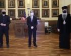 Κοινή κατεύθυνση στον Πειραιά για τον περιορισμό της πανδημίας –Όσα είπε ο Δήμαρχος Γιάννης Μώραλης στον Υπουργό Προστασίας του Πολίτη Μιχάλη Χρυσοχοϊδη