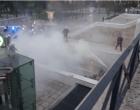 Ένταση και προσαγωγές στο Σύνταγμα – Επιχείρησαν να απλώσουν πανό για τη δολοφονία Γρηγορόπουλου