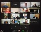 """Διαδικτυακή συνάντηση του Εμπορικού Συλλόγου Πειραιώς με τους βουλευτές Α"""" Πειραιώς και νήσων"""