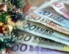 Δώρο Χριστουγέννων: Σε δύο δόσεις για εργαζόμενους σε αναστολή τον Δεκέμβριο