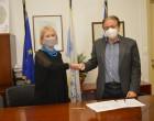 Μνημόνιο Συνεργασίας μεταξύ Ο.Λ.Ε και «ELEUSIS 2021»