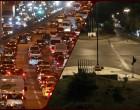 Ως και 37,5% «φορτωμένοι» οι δρόμοι στην δεύτερη καραντίνα