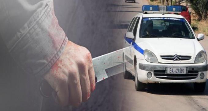 Έβγαλε μαχαίρι σε διασώστη του ΕΚΑΒ που τον πήγε στο νοσοκομείο